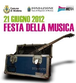 festa della musica, terremoto, terremoto emilia romagna, solidarietà, lotteria, concorso a premi