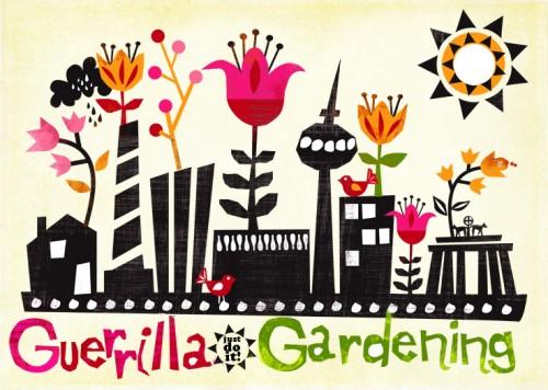 incontri con l'autore,guerrila garden,gotico italiano