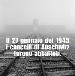 campi di concentramento,auschwitz,fondazione fossoli,il treno della memoria,giusti fra le nazioni